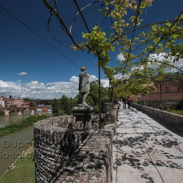 Photographe Aveyron perspectives Albi
